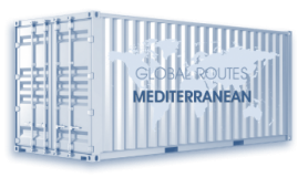 GLOBAL ROUTES - MEDITERRANEAN